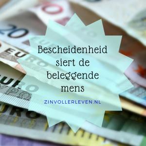 Indexfondsen helpen je kapitaal om met de markt mee te groeien zinvollerleven.nl