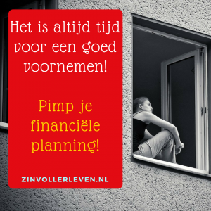 pimp je financiële planning vandaag nog zinvollerleven.nl