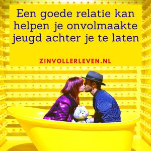 een relatie kan je helpen jezelf lief te hebben zinvollerleven.nl