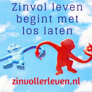 zinvol leven begint met loslaten zinvollerleven.nl