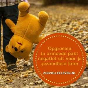 opgroeien in armoede heeft structureel negatieve effecten op de gezondheid zinvollerleven.nl