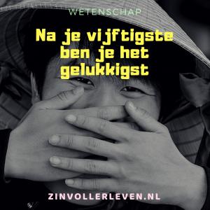 Ouder worden betekent gelukkiger worden zinvollerleven.nl