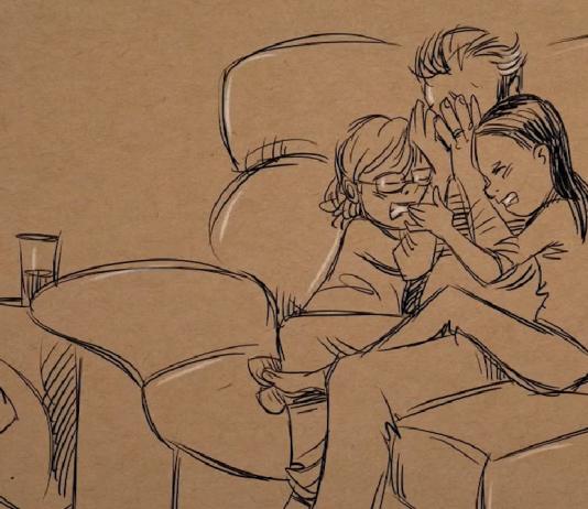 rouw Disney animator maakt prachtig filmpje over rouw na de dood van zijn vrouw zinvollerleven.nl