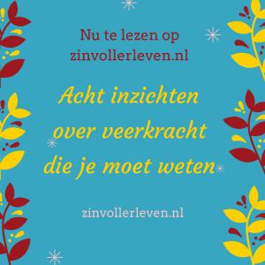 Acht inzichten over veerkracht die je moet weten zinvollerleven.nl