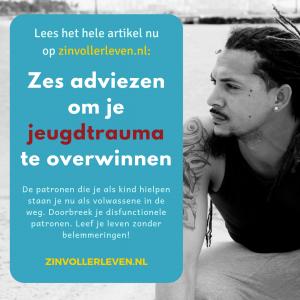 Zes adviezen om je jeugdtrauma te overwinnen zinvollerleven.nl