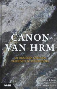 HRM Canon HRM 50 theorieen zinvollerleven.nl recensie 2020