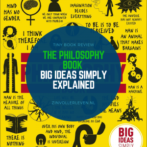 The Philosophy Book DK Big Ideas Simply Explained zinvollerleven tiny book review