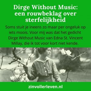 Dirge Without Music